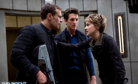 March Movie Preview: Insurgent Invades and Much More!