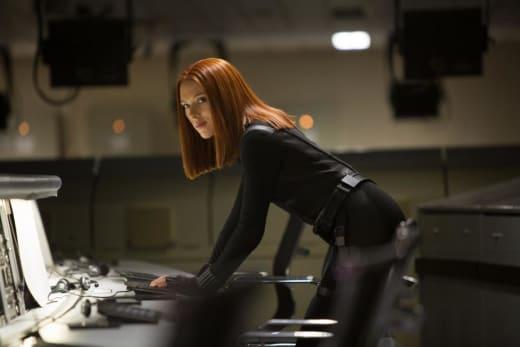Captain America: The Winter Soldier Scarlett Johansson