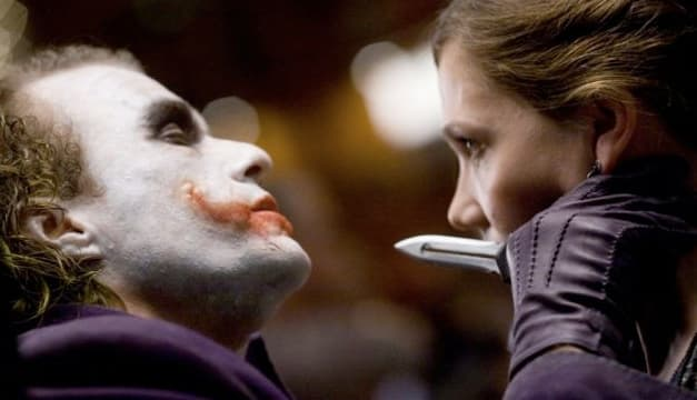 The Joker Attacks