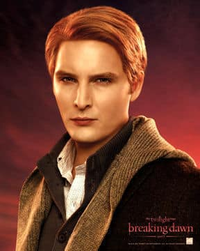 Peter Facinelli is Dr. Cullen