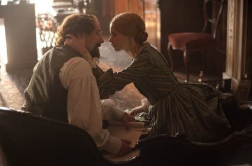 The Invisible Woman Felicity Jones Ralph Fiennes