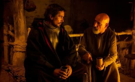 Christian Bale Ben Kinsley Exodus: Gods and Kings