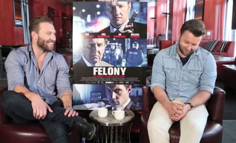 Jai Courtney Joel Edgerton Photo