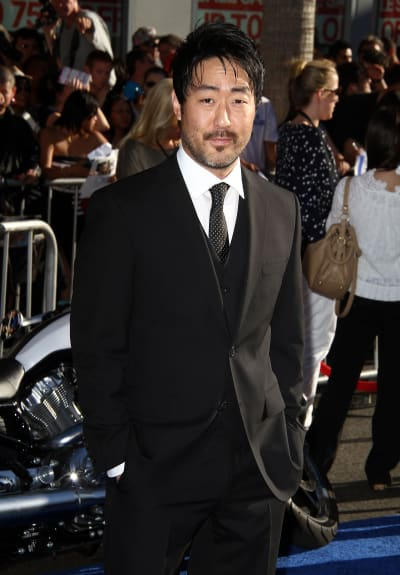 Kenneth Choi at Captain America: First Avenger Premiere