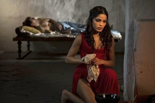 Freida Pinto in The Immortals