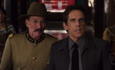 Night at the Museum Secret of the Tomb Ben Stiller Robin Willaims