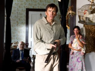 Bill Moseley Texas Chainsaw 3D