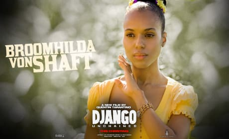 Kerry Washington Django Unchained Wallpaper