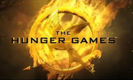 The Hunger Games Logo
