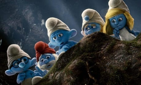 Sony Greenlights The Smurfs 2: How Smurfy!
