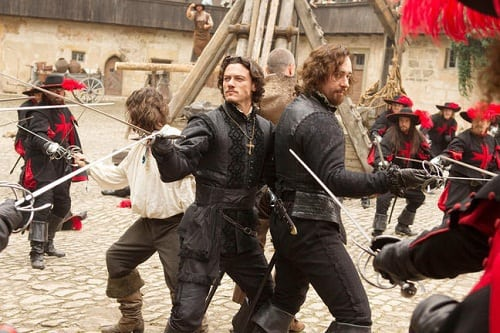 The Three Musketeers Review Picture