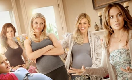 The Cast of What to Expect When You're Expecting