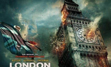 London Has Fallen Posters: World Leaders Gather, So Have Their Enemies
