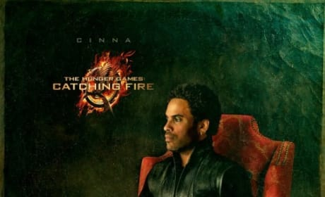 Catching Fire Cinna Portrait
