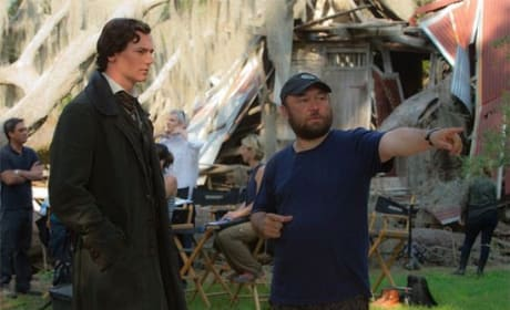 Timur Bekmambetov and Benjamin Walker on Abraham Lincoln: Vampire Hunter Set