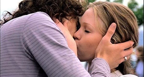 Julia Stiles Heath Ledger 10 Things I Hate About You