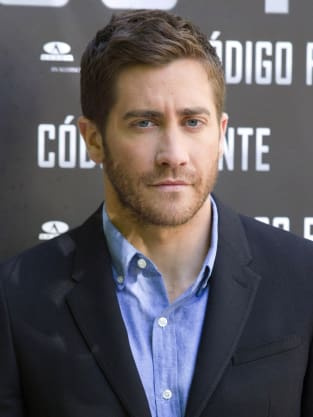 Jake Gyllenhaal at Source Code Premiere