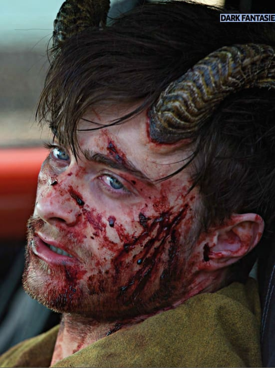 Horns Daniel Radcliffe Photo