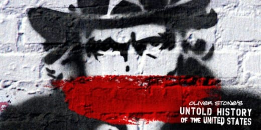 An Untold History of the United States Poster