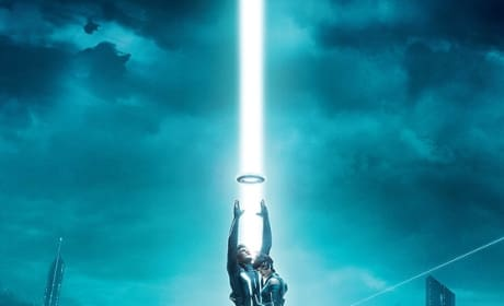 New Section of the Tron Legacy Triptych Poster Revealed!