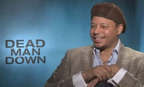 Terrence Howard Interview Picture