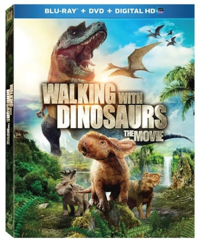 Walking with Dinosaurs DVD