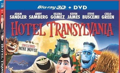 Hotel Transylvania DVD Review: Monster Mash!