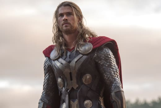 Chris Hemsworth in Marvel's Thor The Dark World