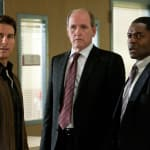 Tom Cruise, Richard Jenkins, and David Oyelowo Jack Reacher
