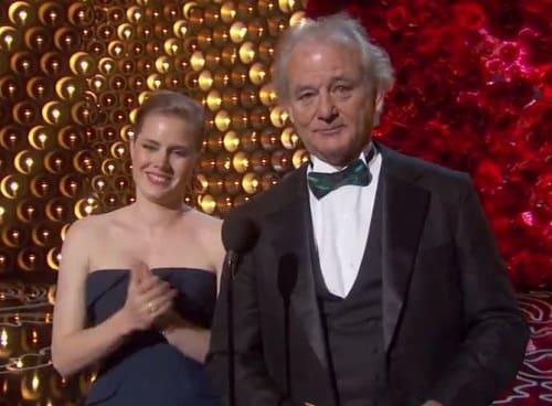 Bill Murray Oscars