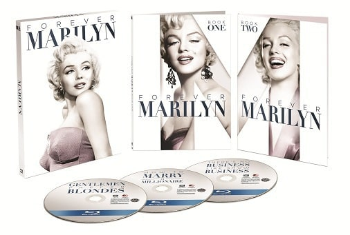 Forever Marilyn Blu-Ray