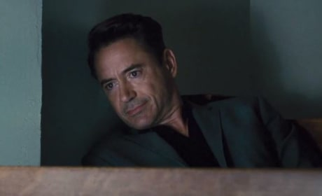 Robert Downey Jr. Stars The Judge