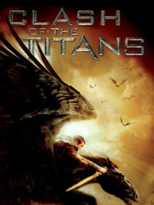 Clash of the Titans Pegasus Poster
