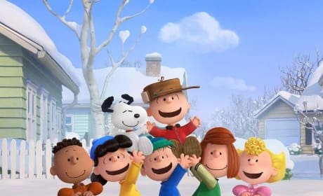 Cast of The Peanuts Movie