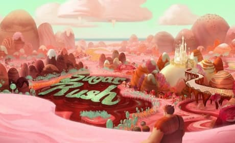 Sugar Rush from Wreck-It Ralph