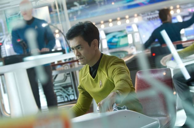 John Cho Star Trek Into Darkness
