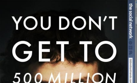 See Jesse Eisenberg as Mark Zuckerberg on The Social Network Teaser Poster!