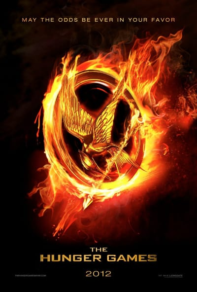 The Hunger Games Official Poster