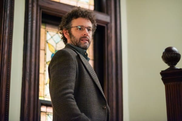 Admission Michael Sheen