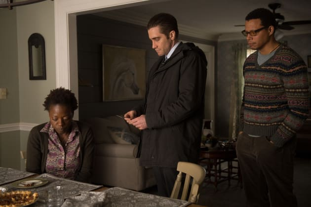 Prisoners Jake Gyllenhaal Viola Davis Terrence Howard