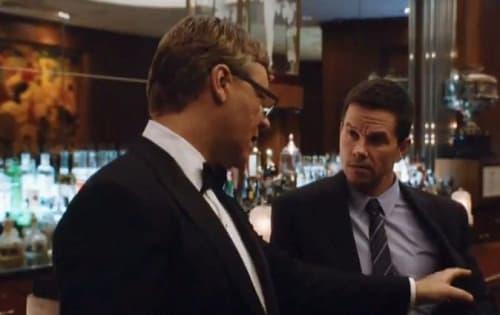 Russell Crowe Mark Wahlberg Broken City