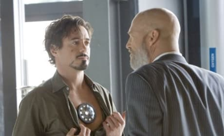 More Details on Iron Man DVD