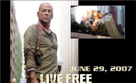 Live Free or Die Hard Photo