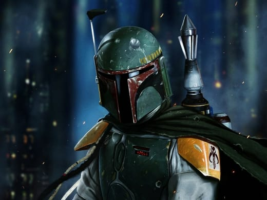 Return of the Jedi Boba Fett