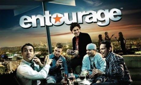 Poster for Entourage