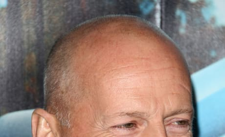 Bruce Willis Photograph