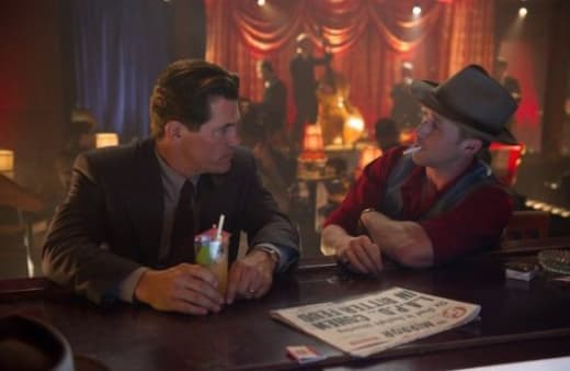 Ryan Gosling and Josh Brolin Star in Gangster Squad