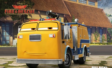 Planes Fire and Rescue Pulaski Poster