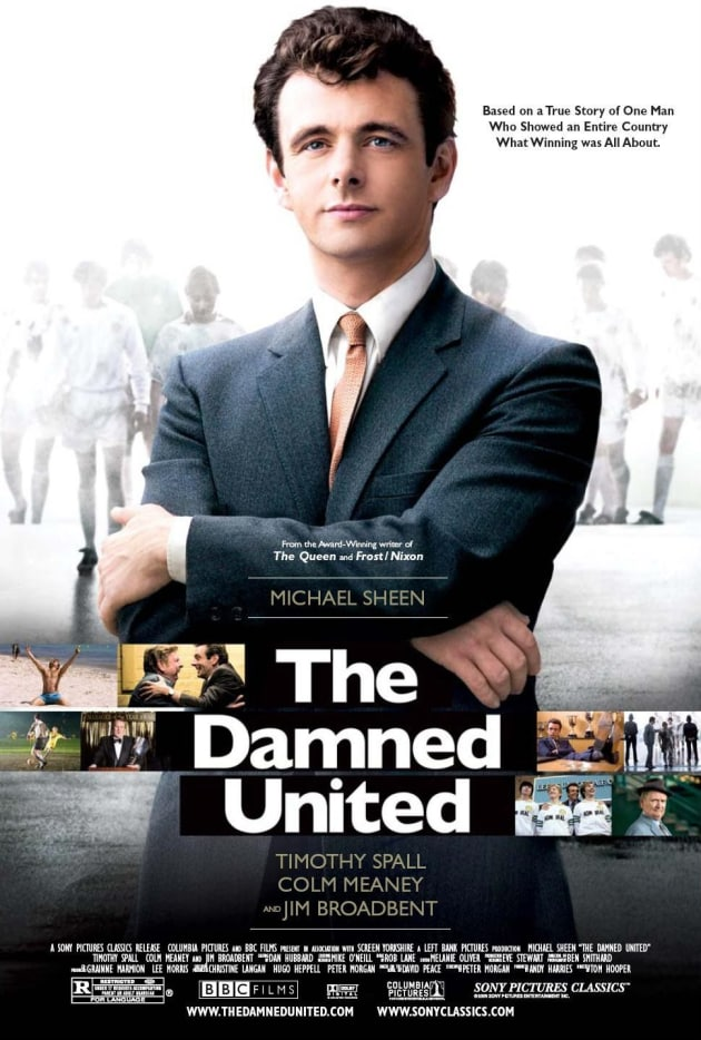 The Damn United Poster