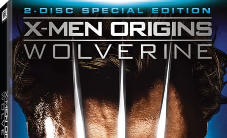 Release Date Announced for X-Men Origins: Wolverine DVD